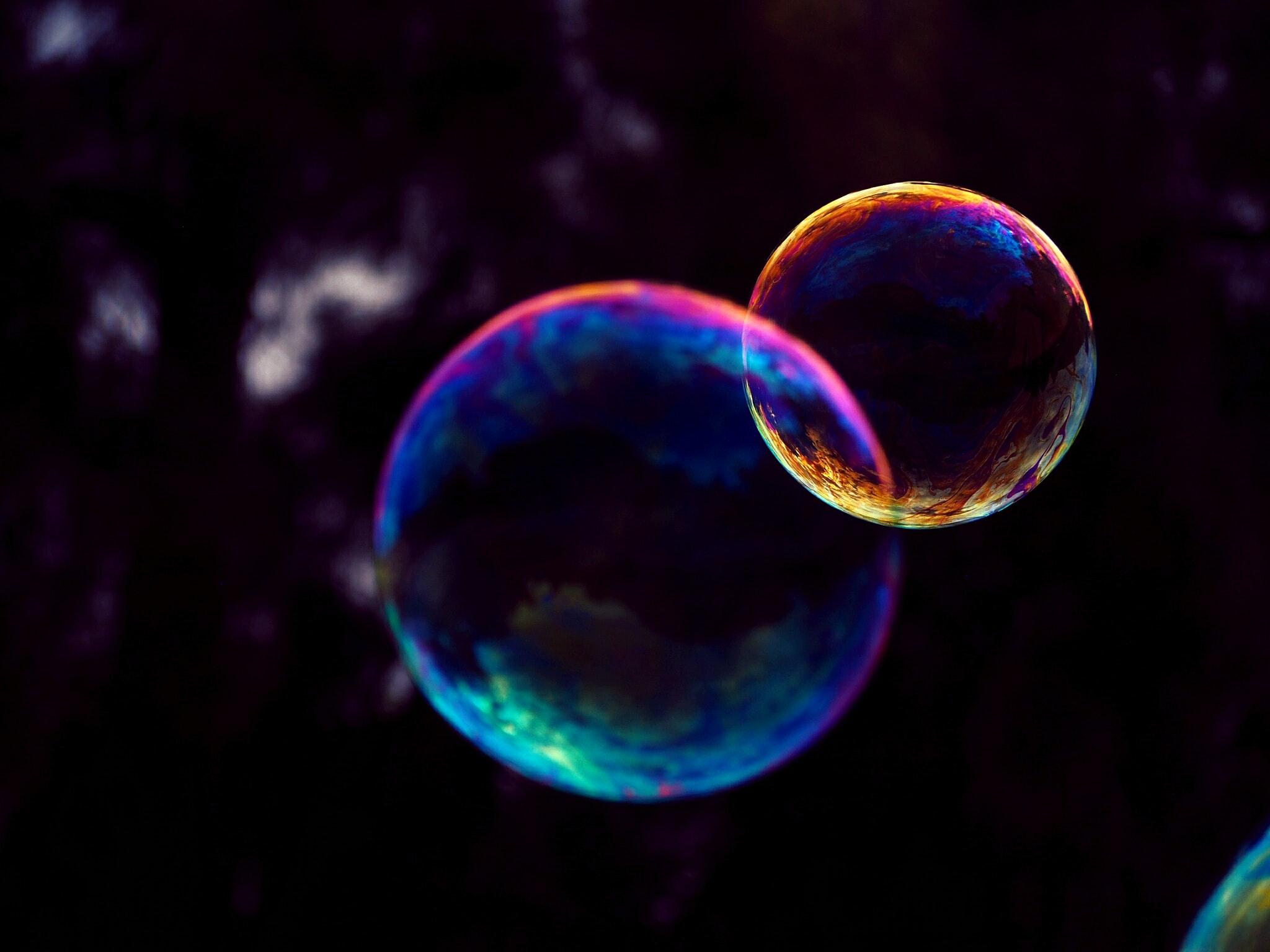 Understanding financial bubbles