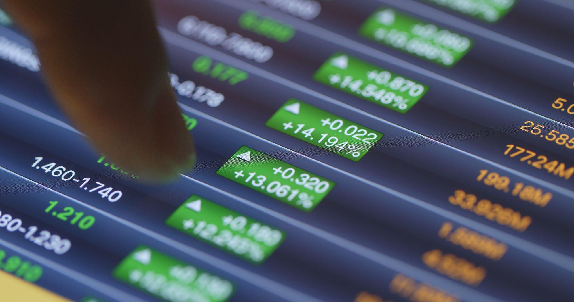 Methods of measuring stock sentiment in day trading - Stockgeist